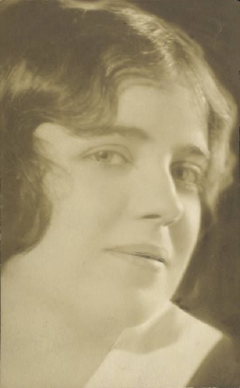 Frances Bavier (via Classic Movies Digest)