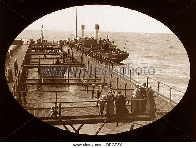 Blackpool North Pier 1890