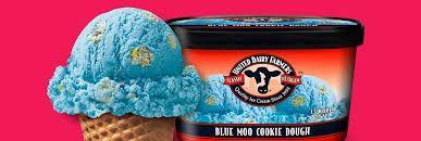 Hasil gambar untuk blue ice cream