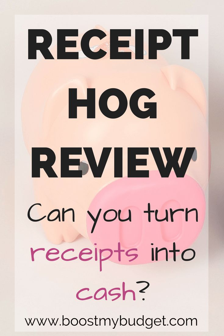 Receipt Hog Review: do you have purses and wallets stuffed with old receipts? Could you make MONEY from them? Receipt Hog claims so. I tested it out.