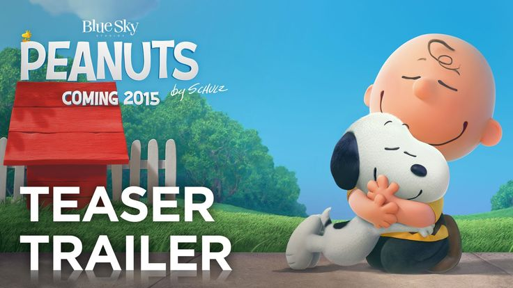 'Peanuts', A Feature-Length CG-Animated 3D Film Based on the Comic Strip by Charles M. Schulz