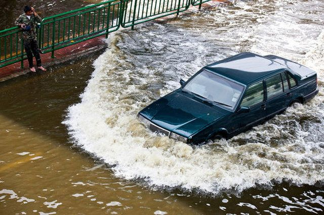 Flood Facts, Types of Flooding, Floods in History