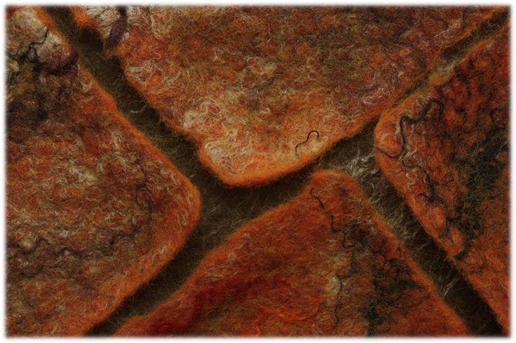 Идеи из моей копилки (часть 2) - Ярмарка Мастеров - ручная работа, handmade Felting squares