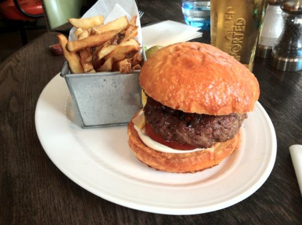 Bagel Street Cafe Bagel Calories