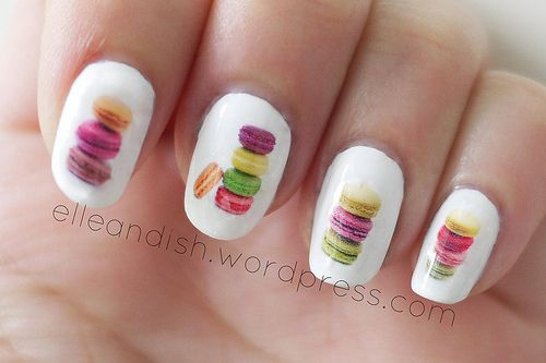 Print your own nail decals I 22 Innovative DIY Ways To Use Your Printer