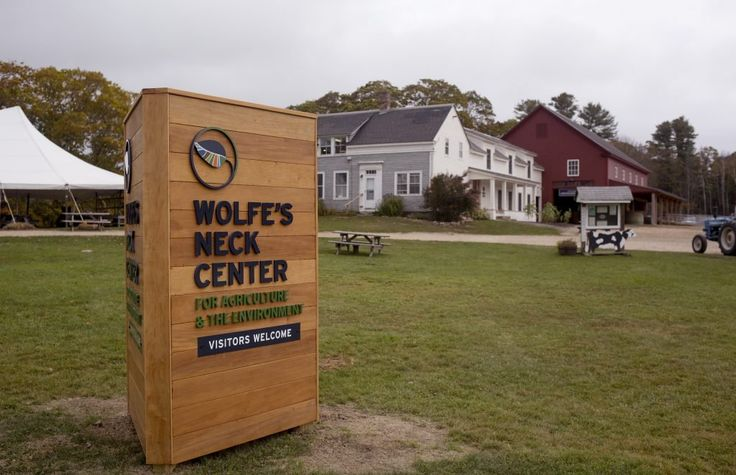 How Wolfe's Neck Farm is combating climate change - Portland Press Herald