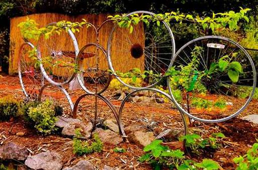 35+ Ideas to Transform Old Bicycles into Master Pieces | BestDesignTuts