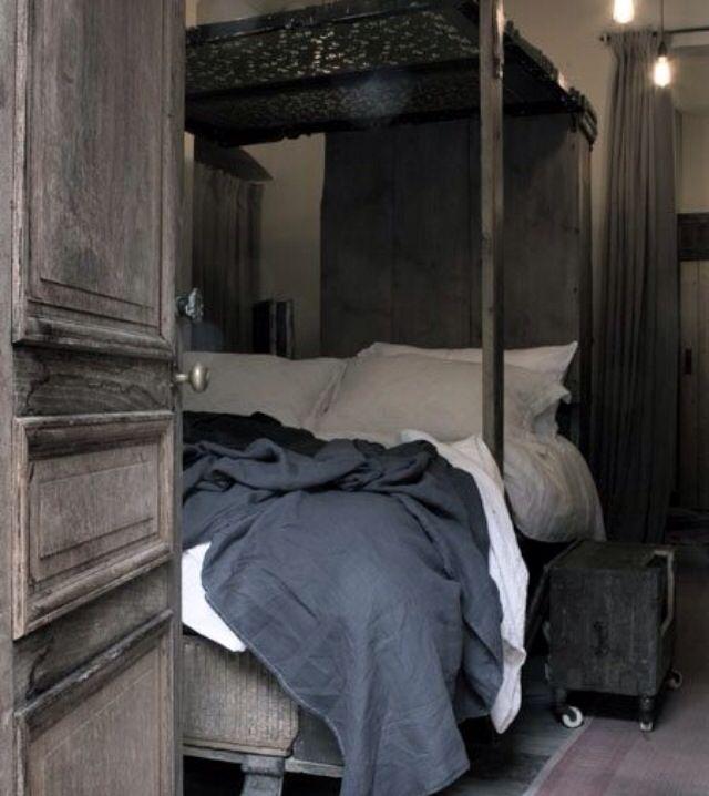 Master Bedroom Decorating Ideas Grey Walls Bedroom Interior With Wooden Flooring Best Neutral Bedroom Colors Small Bedroom Bed Ideas: Best 25+ Rustic Grey Bedroom Ideas On Pinterest