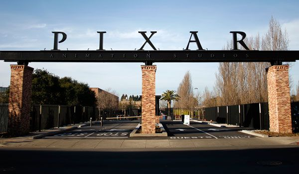 To befriend artists who work there. Work there. Good grief....at least a tour. Pixar Animation Studios is on my bucket list.