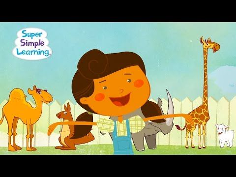 115 best 100 stories rhythm and rhyme images on pinterest children perfect for nursery rhyme sign mary had a kangaroo by super simple songs its mary had a little lamb with a super simple and super silly twist ccuart Image collections