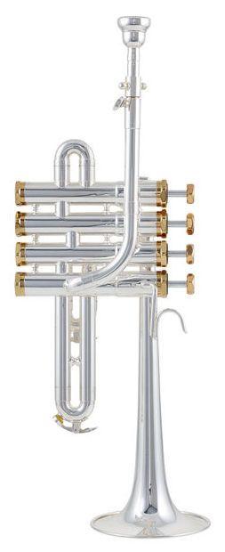 Thomann TR-5400S Piccolo Trumpet - Thomann www.thomann.de #brass #windinstrument #wind #present #gifts #presents #brassinstrumentalist #gear #christmas #xmas #accessories #band #ensemble