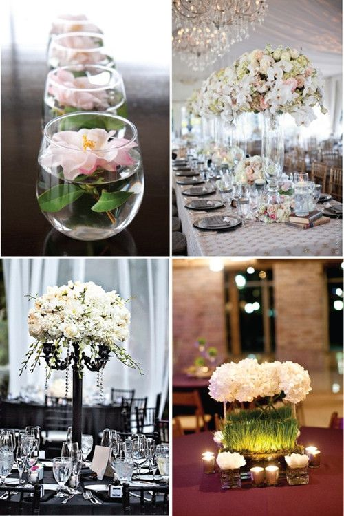Flower Decor for Your Wedding | Fashion Wedding Dresses Blog