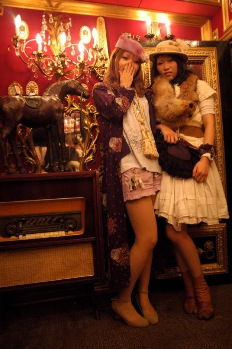 Not Here to Please you: Dolly Kei: Kitsch, vintage lovers and bizarre lovely fashion from Japan.