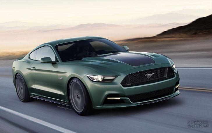 2015 Bullitt Mustang, anyone?