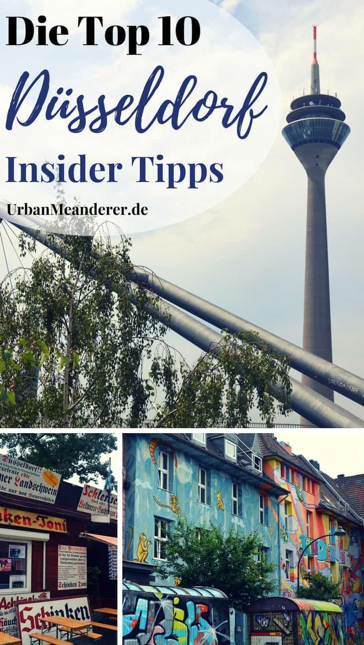 Die Top 10 Düsseldorf Insider Tipps abseits der Touristenpfade