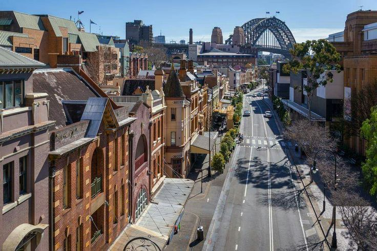 George Street, Σίδνεϊ, Αυστραλία