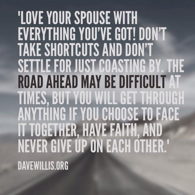 Loving Your Wife Quotes: Love Your Spouse....