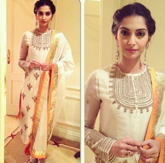 Beautiful indian attire :)