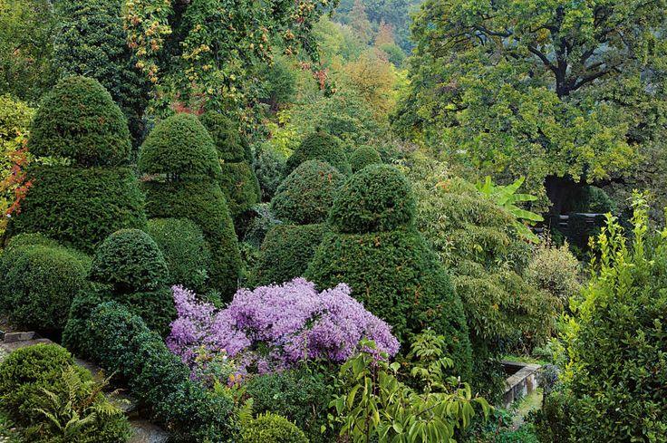 paolo pejrone / giardino di bramafam revello