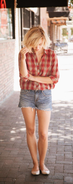 Girls In Shorts 40 Images Of Girls Wearing Hot Short -7852