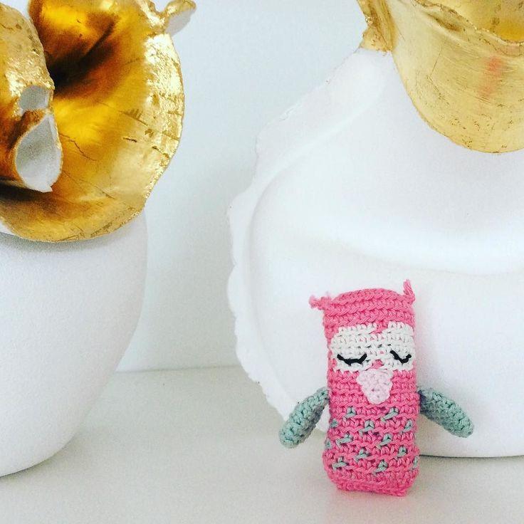H O O T  H O O T  #blijhakertjes #crochetersofinstagram #haken #hakeniship #hakeln #crochetaddict #crochetlove dank @madeleenl voor het leuke patroontje!