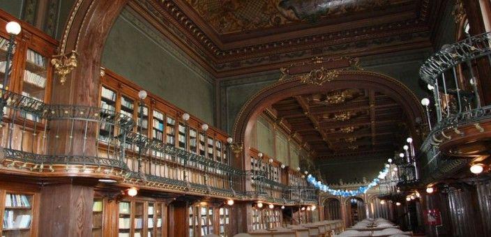 Redescoperim Romania. O biblioteca din Iasi, inclusa intr-o competitie pentru desemnarea celor mai frumoase 25 de biblioteci din lume