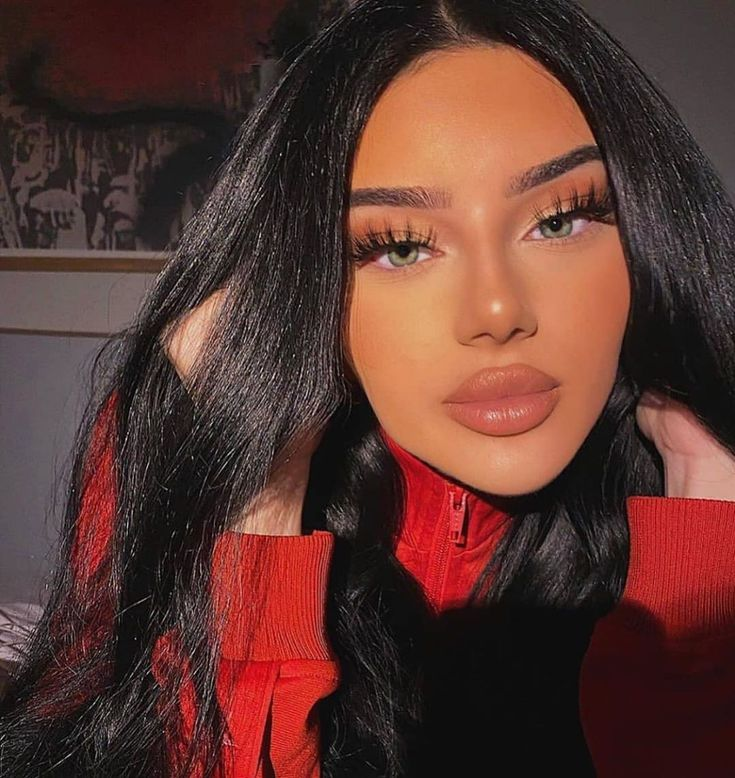 ALBANIAN FAM ♛ on Instagram: @dailyshqip | Cute makeup