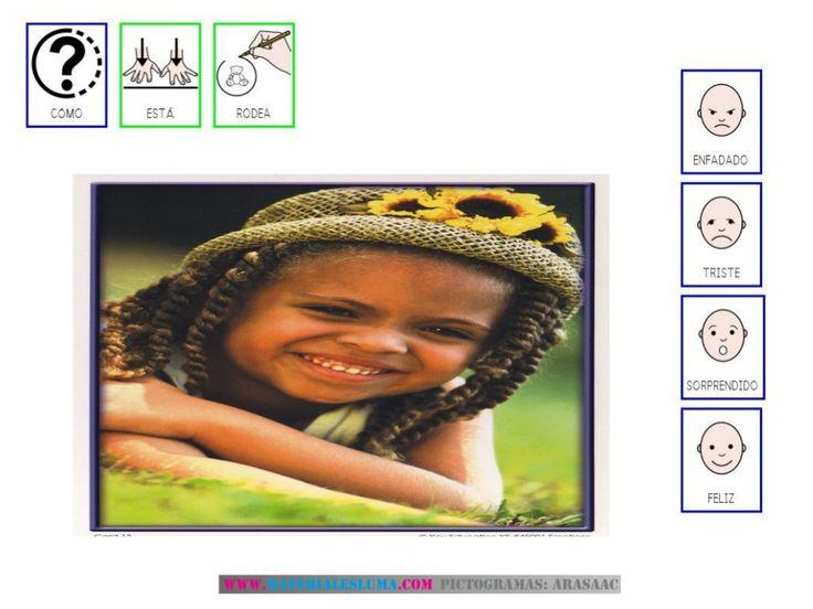 Emociones rodea la correcta libro 1 by Nieves Lopez Pons via slideshare