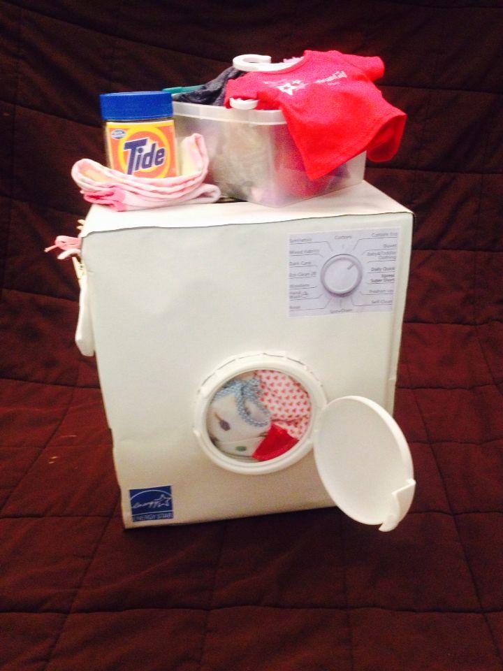 valentine box cute washing machine idea holidays spring summer pinterest. Black Bedroom Furniture Sets. Home Design Ideas