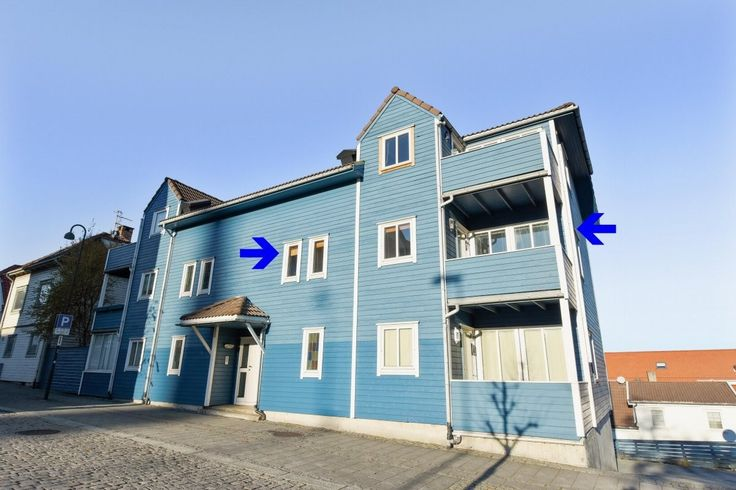 FINN – Storhaug - Sentral eierleilighet med balkong og garasje.