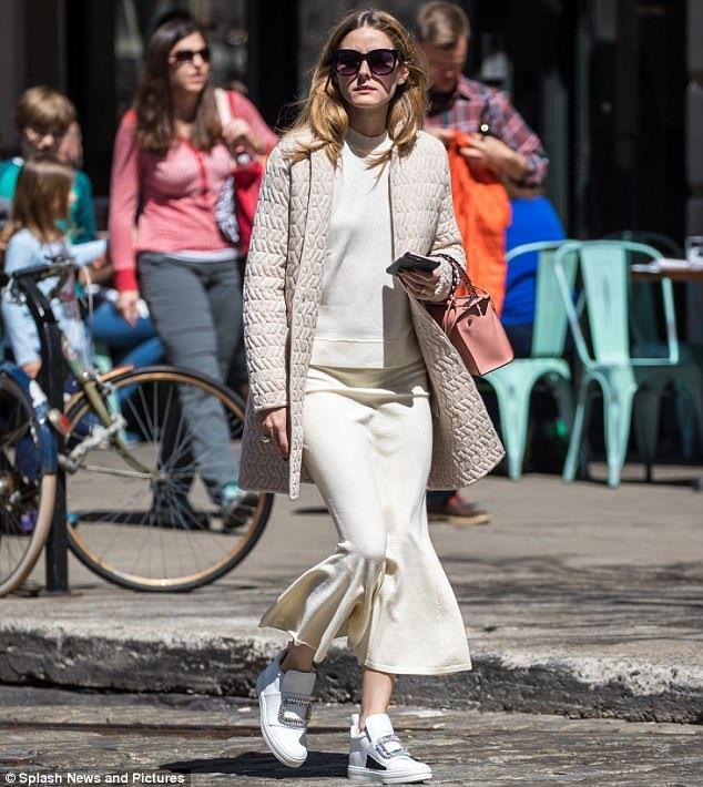 Olivia Palermo 2017 Looks