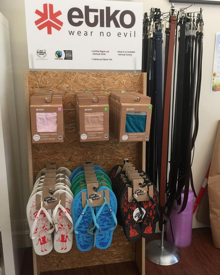 "51 Likes, 5 Comments - Vegan Style (@veganstyleoz) on Instagram: ""We're now carrying Etiko thongs and underwear!"""