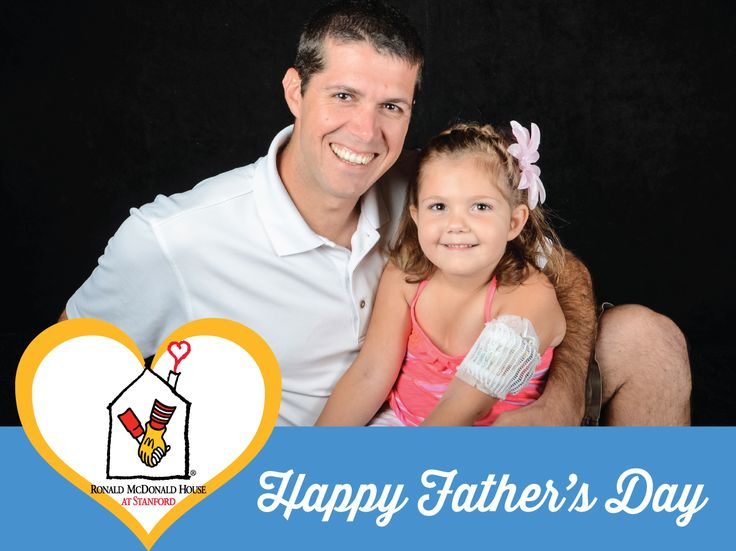 Today, we honor all the House dads whose love helps their little one heal. Happy Father's Day!