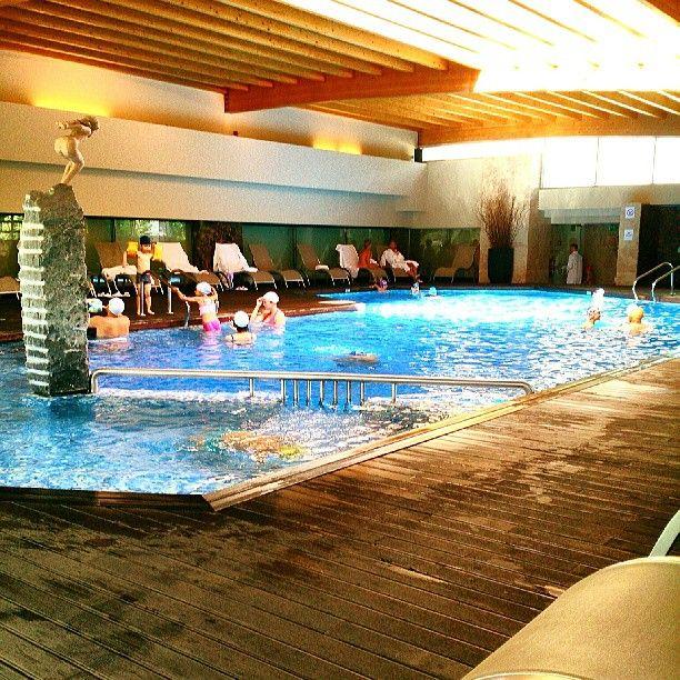 Spa time at Corinthia Hotel Lisbon