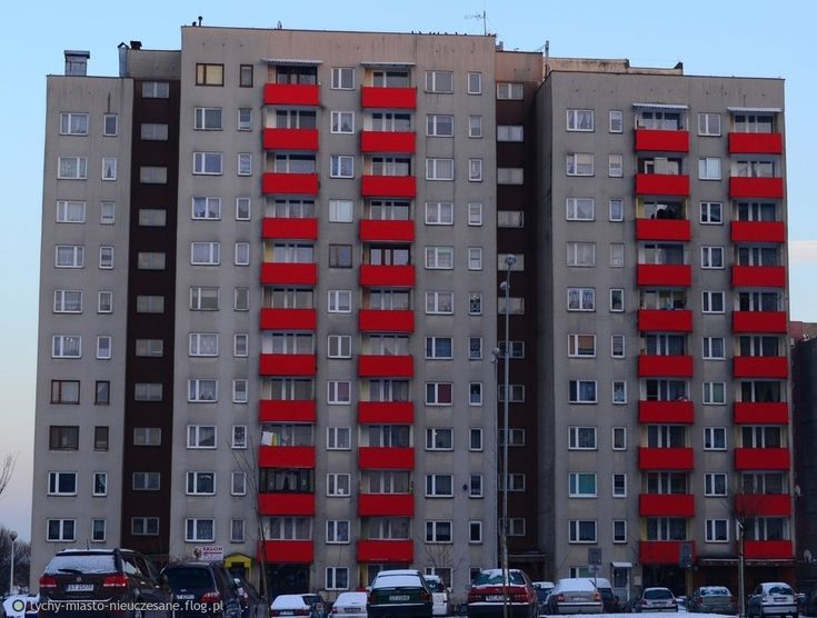Fotoblog tychy-miasto-nieuczesane.flog.pl. - Tychy. Lubię Czerwony i już:). ...