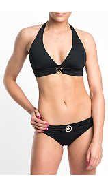 Överdel - Bikini Halter BLACK - surfs up ss15 - Raglady