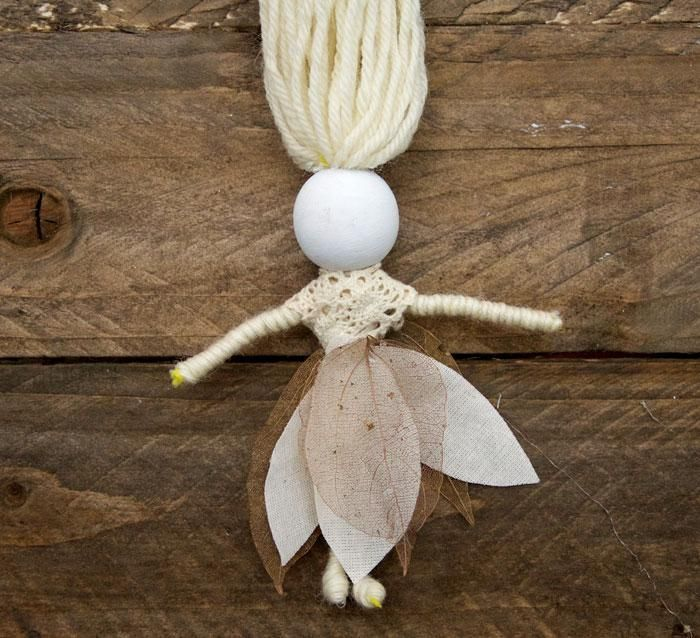 Как изготовить куклу