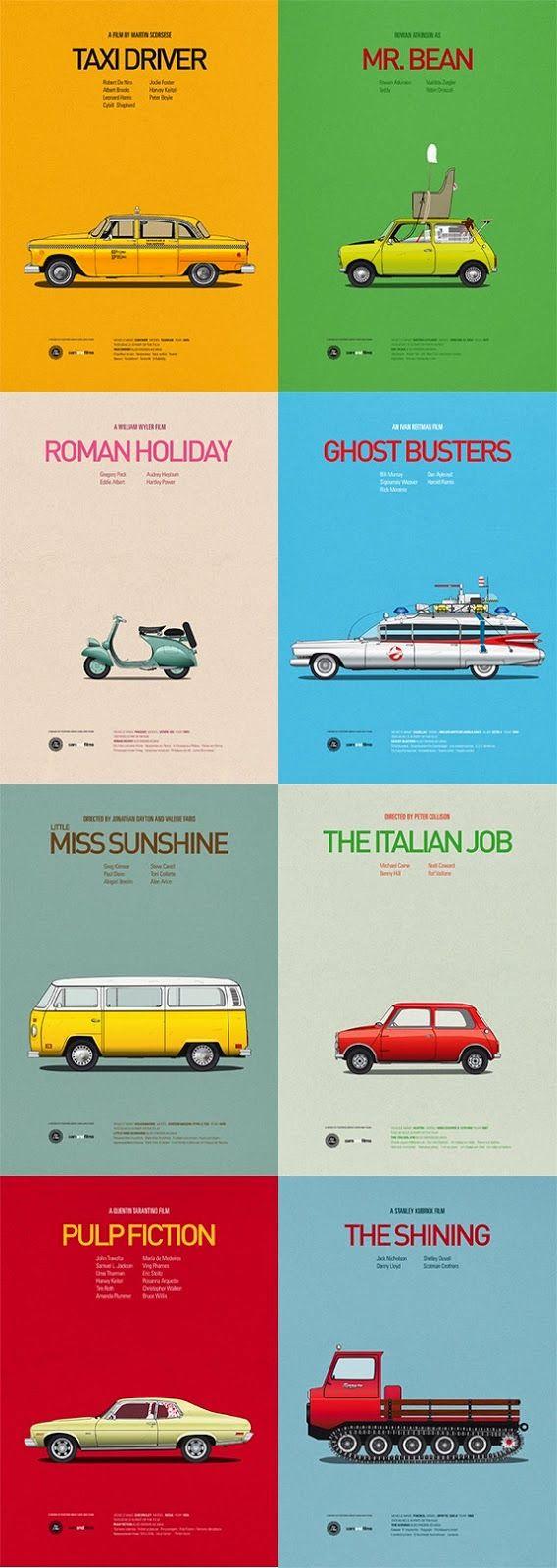 Vehículos & Cine