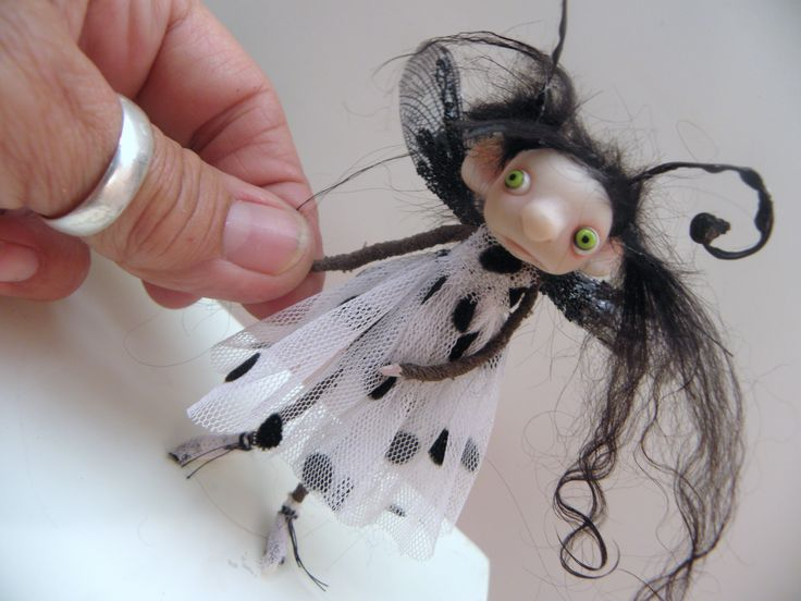 bug pixie fairy by DinkyDarlings