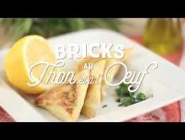 Bricks au thon et à l'oeuf