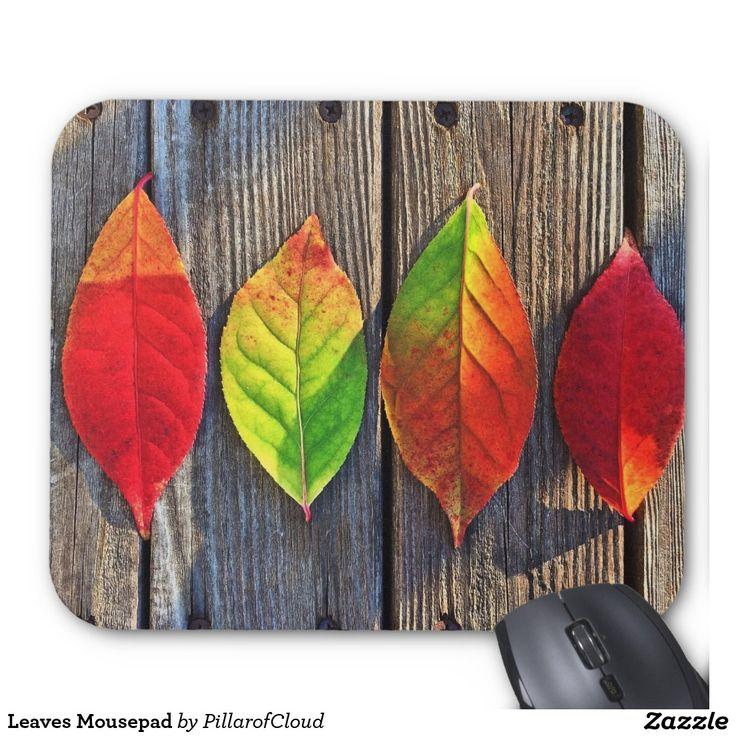 Leaves Mousepad