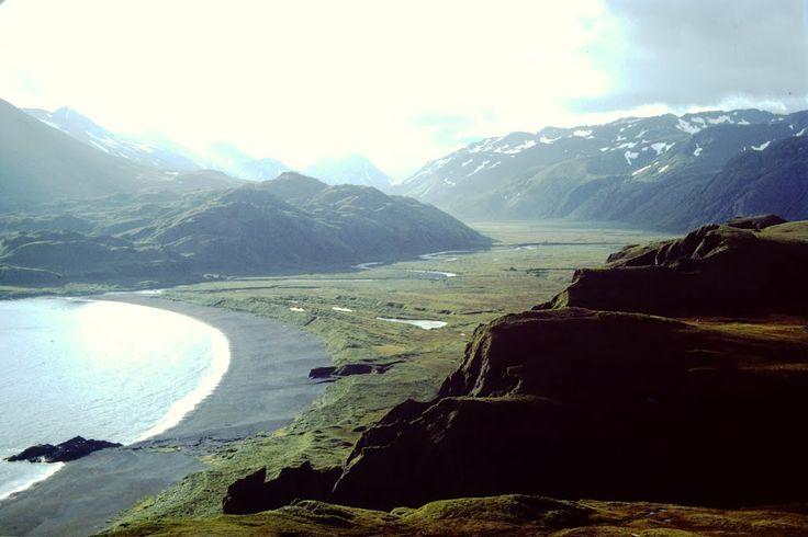 Lower Temnac Valley, Attu Island, Alaska