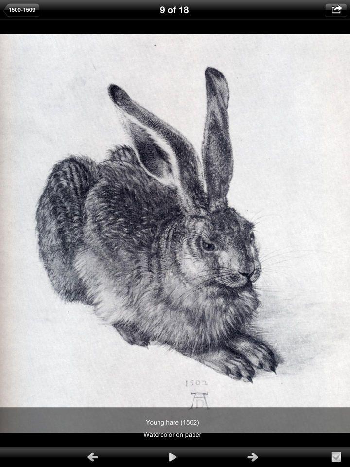Drawings: Albrecht Durer screenshot #2