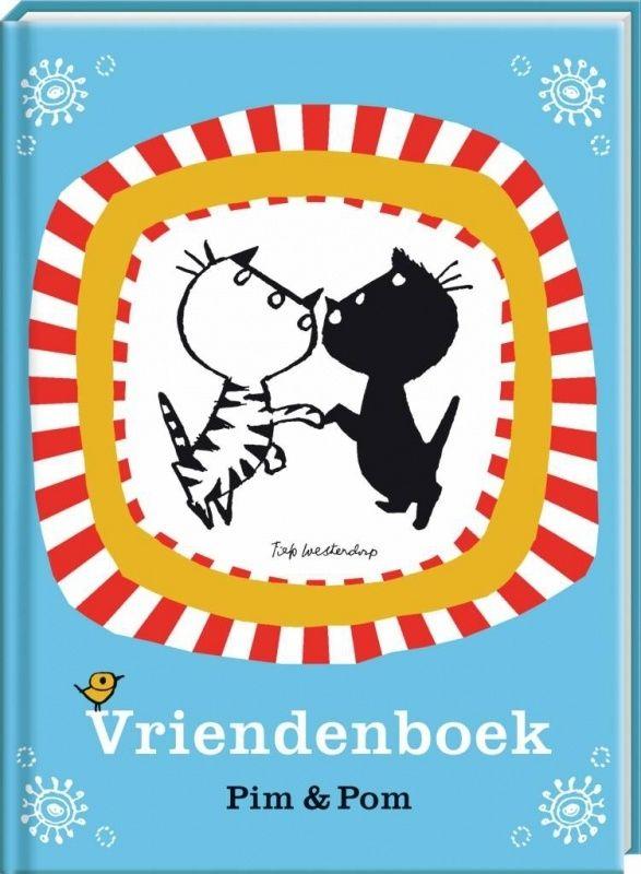 Pim en Pom vriendenboekje (V3)