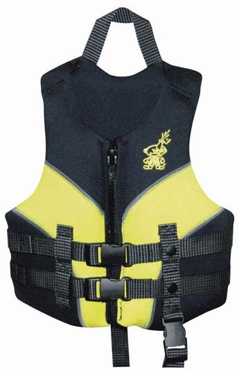 Mens' NEOPRONE Pro Vest XSmall RED