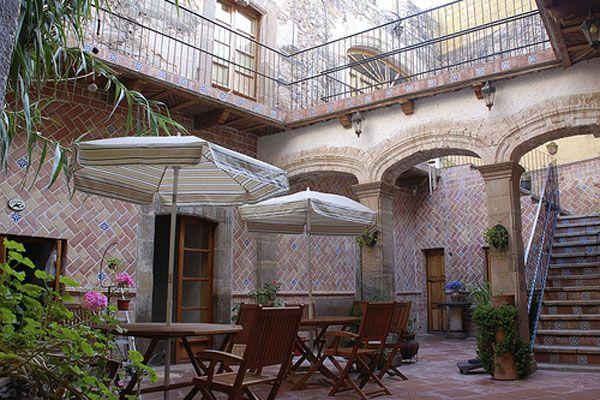 Real De Catorce Hotels | Hotel El Real Real De Catorce San Luis Potosi Pequeño Hotel Pictures ...