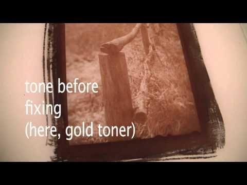 Vandyke toning option - the fence - YouTube