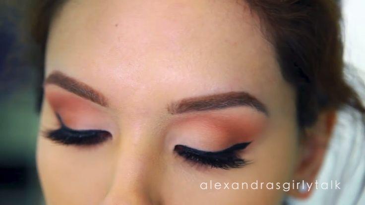 Как сделать современный стильный #макияж глаз! 😻💗