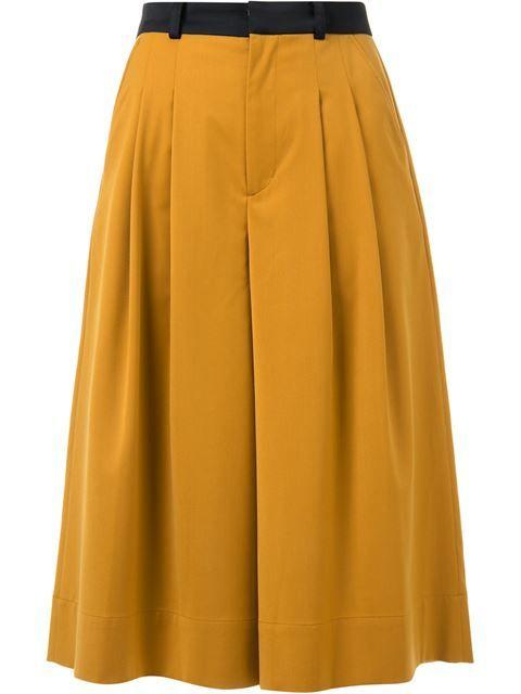 60b387d377 Modelos de falda pantalon  falda  modelos  modelosdeFalda  pantalon ...