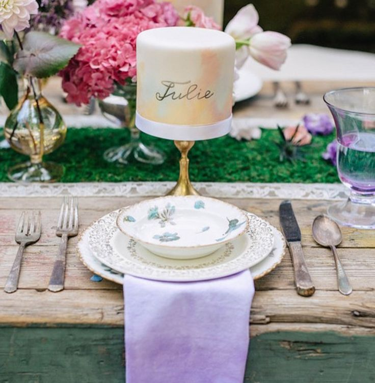 Featured in 100 Layer Cake Evermore Weddings and Events